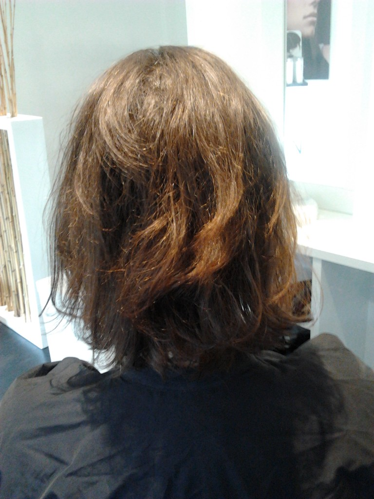 Faire une coloration abime les cheveux