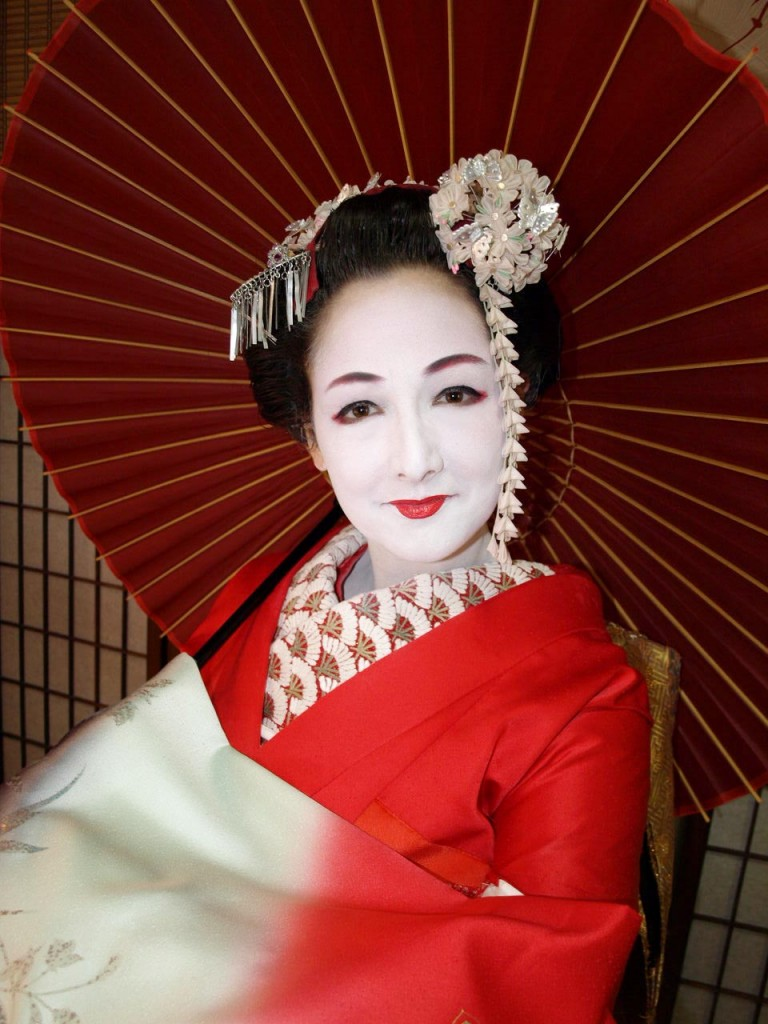 Comment Faire Coiffure Japonaise Traditionnelle